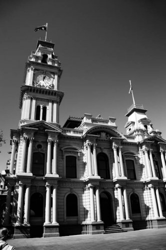 Bendigo Town Hall