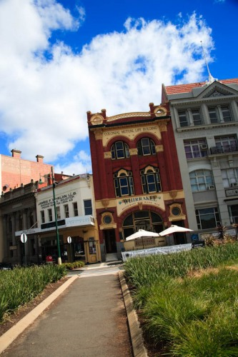 Bendigo Streetscape II